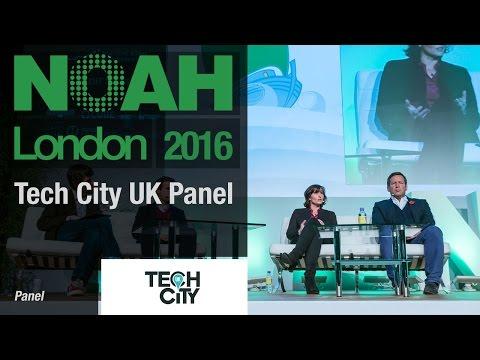 Panel - Tech City UK - NOAH16 London