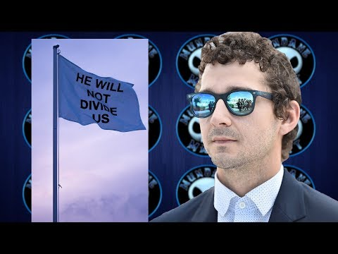 Shai LaBeouf's HE WILL NOT DIVIDE US Season 7 begins in France!