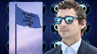 Shia LaBeouf's HE WILL NOT DIVIDE US Season 7 begins in France!