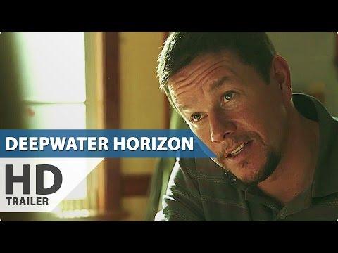 Deepwater Horizon Trailer (2016) Mark Wahlberg Thriller Movie HD