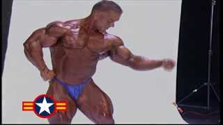 Lee Priest mr olympia 2000