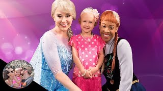 Meeting the cast of Frozen LIVE at the Hyperion! | Disneyland vlog #71