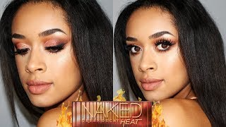 NEW! Urban Decay NAKED HEAT Tutorial | Faith Chappelle