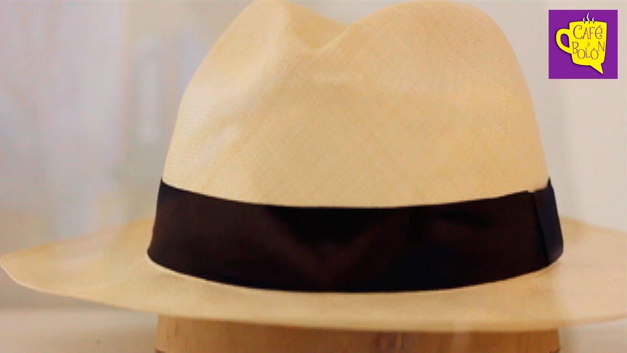 d193ad21f8cd1 Los sombreros de paja toquilla de Cuenca - Café y Bolón - YouTube