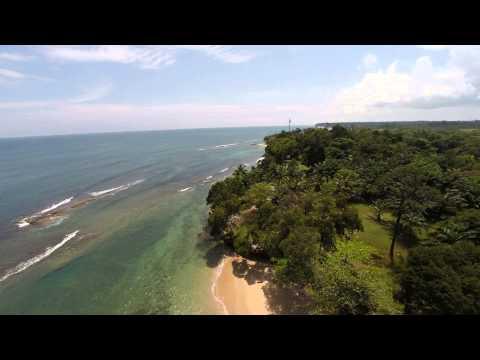 Gabon from above 2 - Trailer
