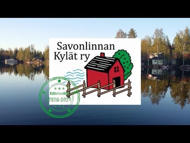 Savonlinnan kylät ry -esittelyvideo