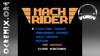 OC ReMix #746: Mach Rider