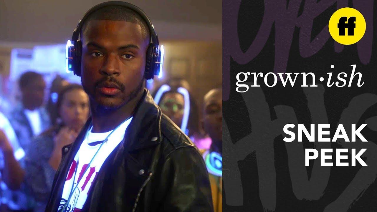 Download grown-ish Season 2, Episode 19 | Sneak Peek: Emergency at Hawkins | Freeform