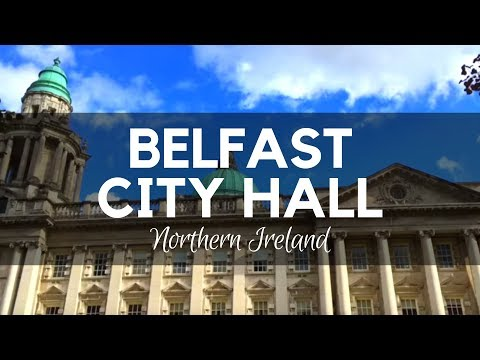 Belfast - Belfast City Hall - Northern Ireland - NI - History Tour - Belfast City Hall Tours