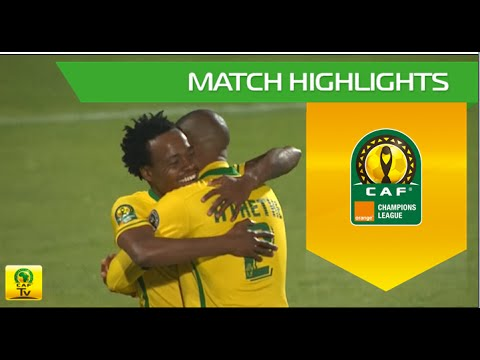 Mamelodi Sundowns 1-0 Zamalek SC  | Orange CAF Champions Lea