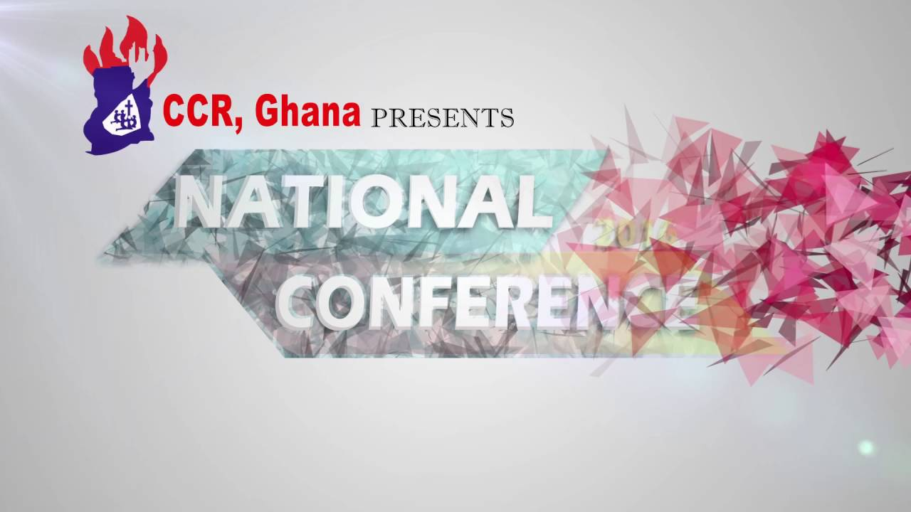 CCR GHANA conference 2016