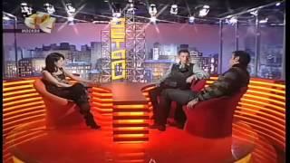 """Гарик Мартиросян и Павел Воля в программе """"Детали"""" 2006г."""