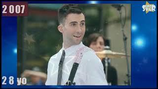 Adam Levine Transformation