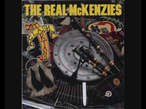 The Real McKenzies - Mainland