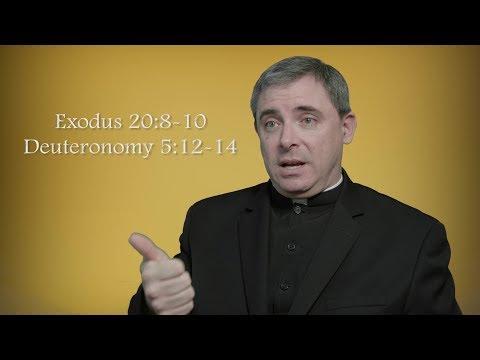 WHY DO CATHOLICS GO TO MASS ON SUNDAY? - Catholic Precept #1
