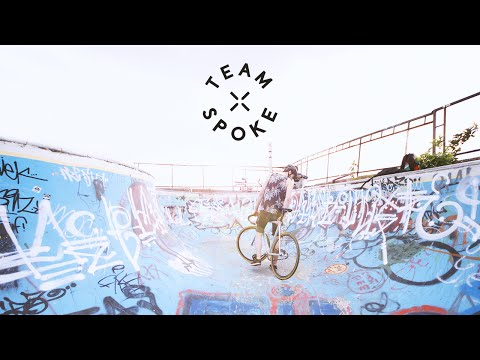 Fixed Gear Amsterdam / A day with Team Spoke