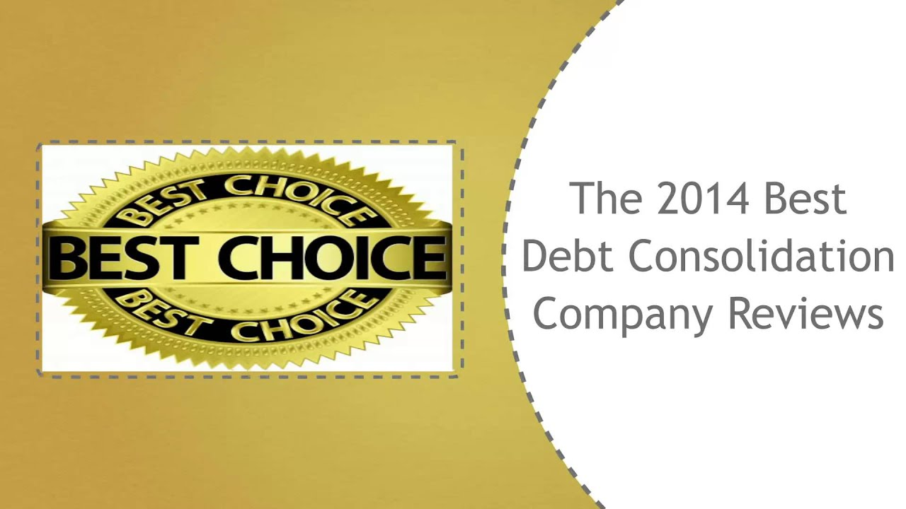 Best Debt Consolidation Loans Youtube