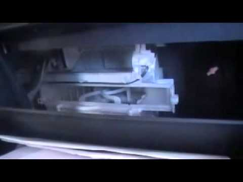 how to replace a cabin air filter on a 2008 toyota yaris 1 5 youtube. Black Bedroom Furniture Sets. Home Design Ideas