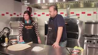 Cooking with PMQ: How to make Cheeseburger Pizza