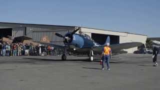 Douglas SBD Dauntless dive bomber