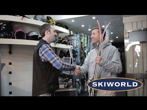 Ski Hire & Equipment | Skiworld