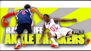 Repeat youtube video Ballislife Ankle Breakers Vol. 1!! NASTIEST Handles, Crossovers & Ankle Breaks Since 2006!!!