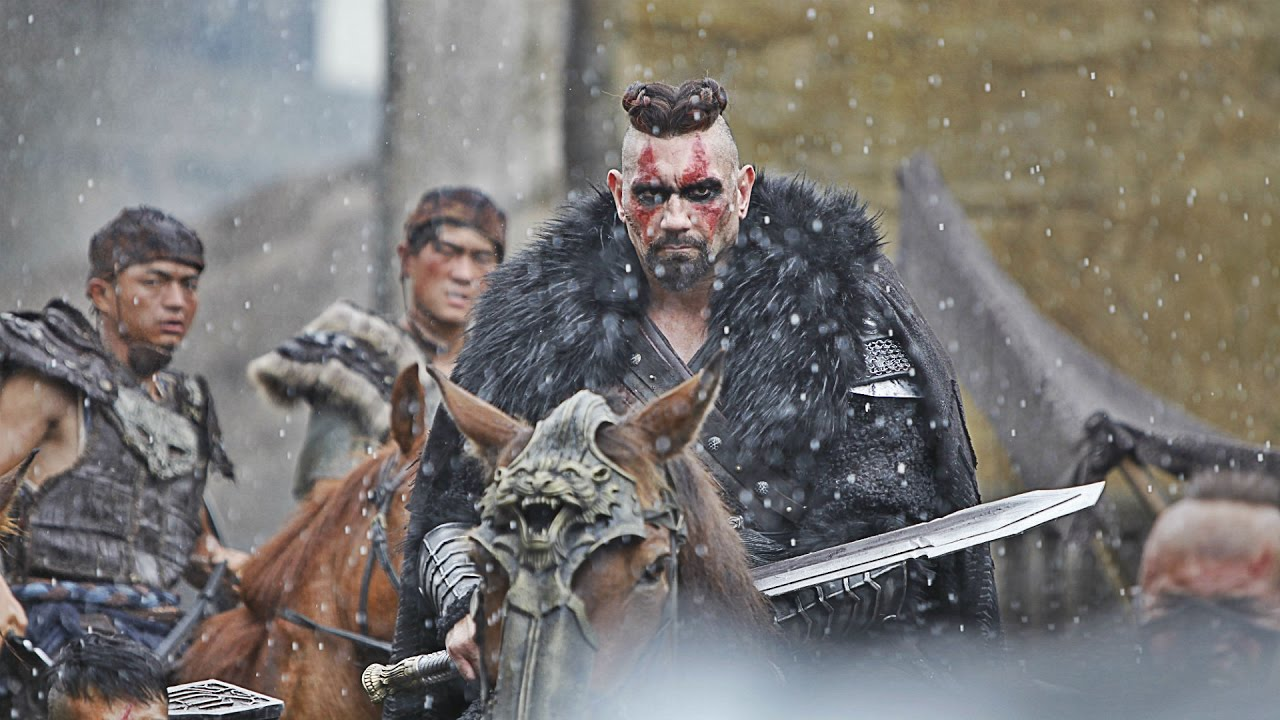 Download 'Enter the Warrior's Gate' Official Trailer (2016) | Dave Bautista