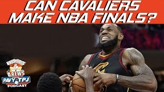 Can The Cavaliers Make The Finals? | Hoops N Brews thumbnail