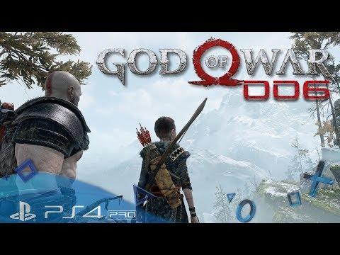 GOD OF WAR 4 ⚔️Das ist erst der Anfang Playstation 4 Pro Deutsch