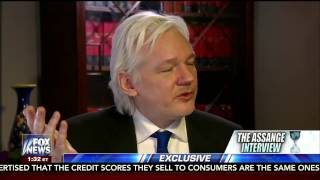 Julian Assange: Media and Democrats collude to defraud Americans