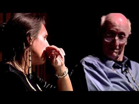 The GMO debate Stewart Brand vs Winona LaDuke