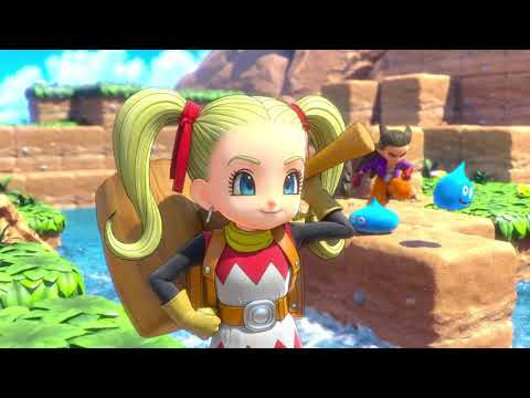 Dragon Quest Builders 2 - Video