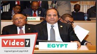 مواطنون عن مشاركة السيسى بالقمة الإفريقية: خطوة لاستعادة الريادة بالقارة السمراء