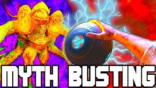 CAN YOU KILL MARGWA WITH SUMMONING KEY??  BLACK OPS 3 / IW ZOMBIES | MYTH BUSTING MONDAYS #77