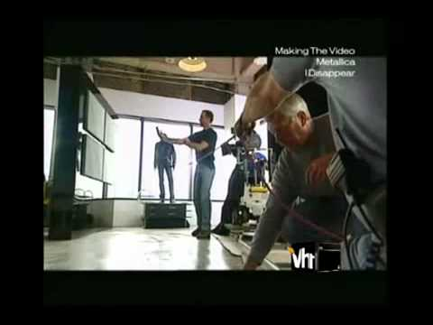 Metallica Making of I disappear