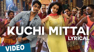 Kuchi Mittai Song with Lyrics | Aranmanai 2 | Siddharth | Trisha | Hansika | Hiphop Tamizha