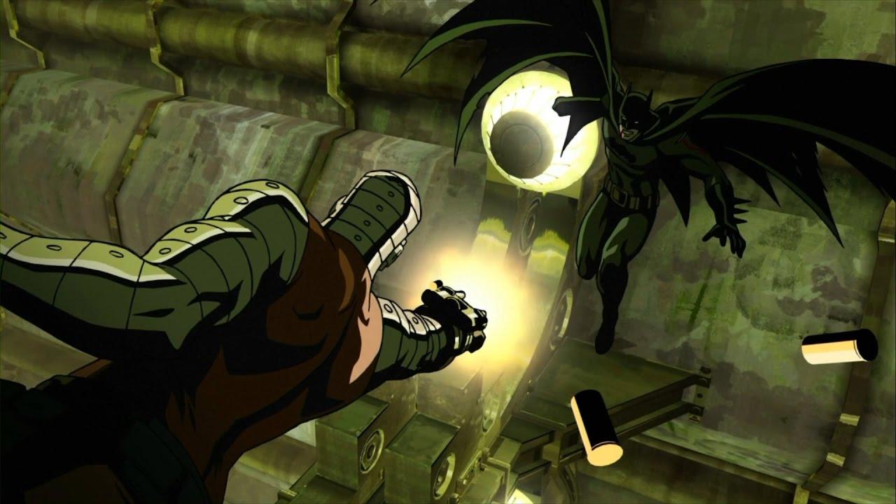 Download Batman: Gotham Knight - Batman vs Deadshot