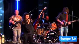 Katie Melua - Plague of love (live Europe 1)
