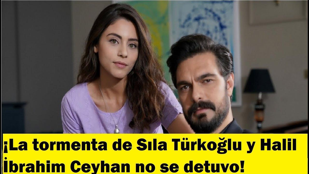 Download #emanet ¡La tormenta de Sıla Türkoğlu y Halil İbrahim Ceyhan no se detuvo!