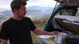 Leben im Auto ~ Neuseeland