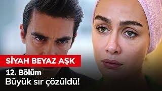 Скачать Büyük Sır çözüldü Siyah Beyaz Aşk 12 Bölüm