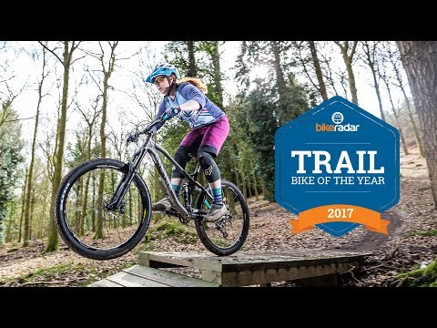 Women's Trail Bike Of The Year - The Top 3