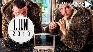 TOP 20 Deutschrap CHARTS 1. Juni 2019