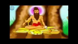 Telugu Animated Stories - Venkateswara Swamy Charithra (Mythological Stories)