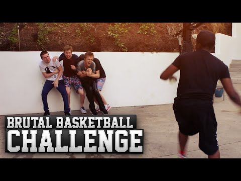 Thumbnail: CRAZY BASKETBALL CHALLENGE