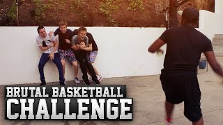 One of Callux's most viewed videos: CRAZY BASKETBALL CHALLENGE