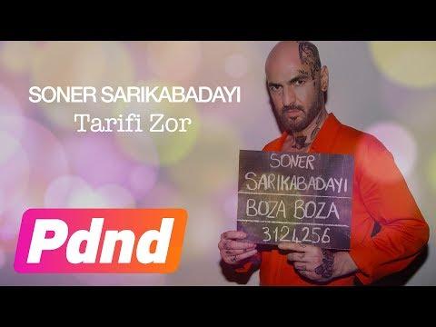 Soner Sarıkabadayı - Tarifi Zor (Lyric Video)