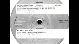Run D.M.C. Vs Jason Nevins - It