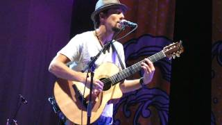Jason Mraz - What Would Love Do - GREAT AUDIO SYNC - Cricket Wireless Amp - Chula Vista, CA 10-11-09