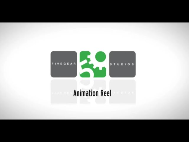 5Gear Studios | Video Production Toronto | 2021 Animation Reel